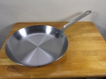 carbon steel frying pan - made in the USA