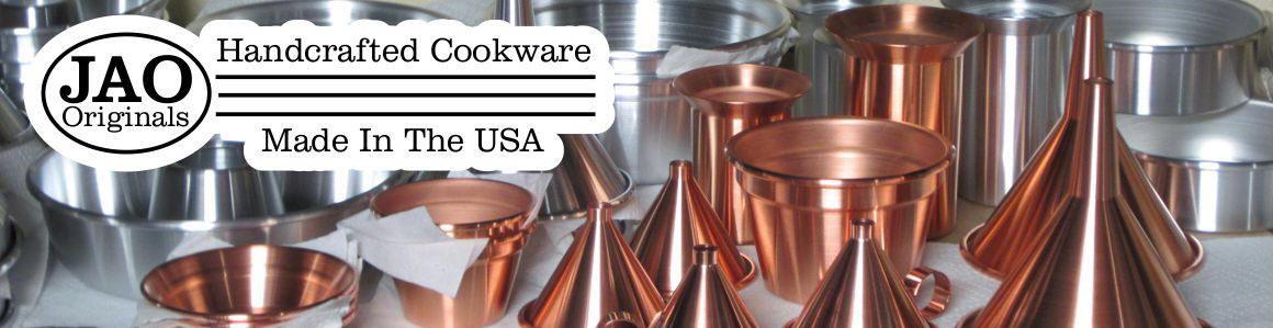 JAO Originals Copper Cookware